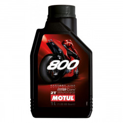 Huile Moteur Motul 800 2T Factory Line Road Racing
