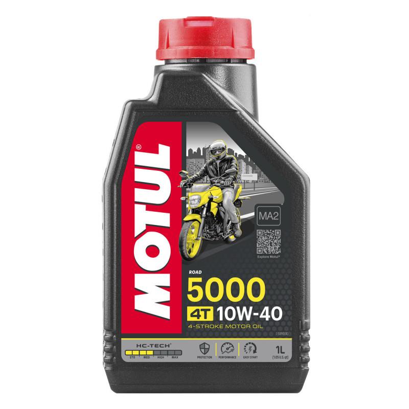 Huile Moteur Motul 5000 4T 10W40