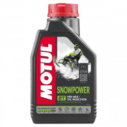 Huile Moteur Motul Snowpower 2T