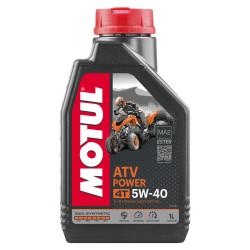 Huile Moteur Motul ATV Power 4T 5W40