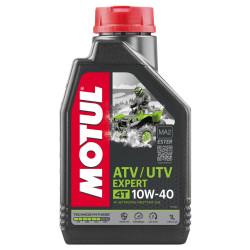 Huile Moteur Motul ATV UTV Expert 4T 10W40
