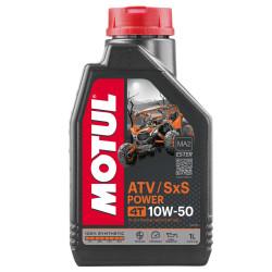 Huile Moteur Motul ATV SXS Power 4T 10W50