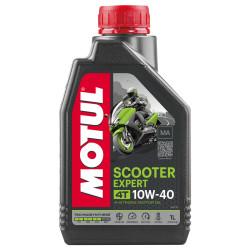 Huile Moteur Motul Scooter Expert 4T 10W40 MA