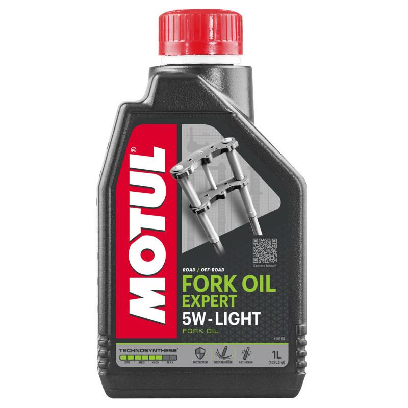 Fluide Hydraulique Motul Fork Oil Expert Light 5W