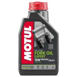 Fluide Hydraulique Motul Fork Oil Expert Medium/Heavy 15W