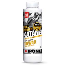 Huile Moteur Ipone Full Power Katana 10W40