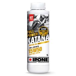 Huile Moteur Ipone Full Power Katana 15W50