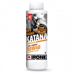 Huile Moteur Ipone Katana Off Road 10W40