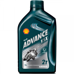 Huile Moteur Shell Advance VSX 2T