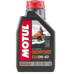 Huile Moteur Motul Snowpower 4T 0W40