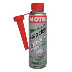 Additif Motul System Keep Clean Essence