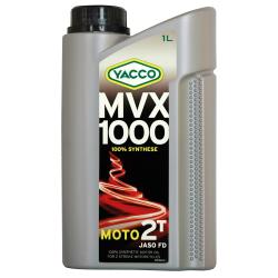 Huile Moteur Yacco MVX 1000 2T