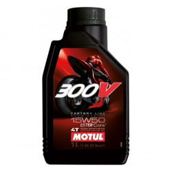 Motul 300V Factory Line Road Racing 15W50
