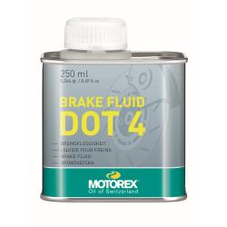 Liquide de Frein Motorex Brake Fluid Dot 4