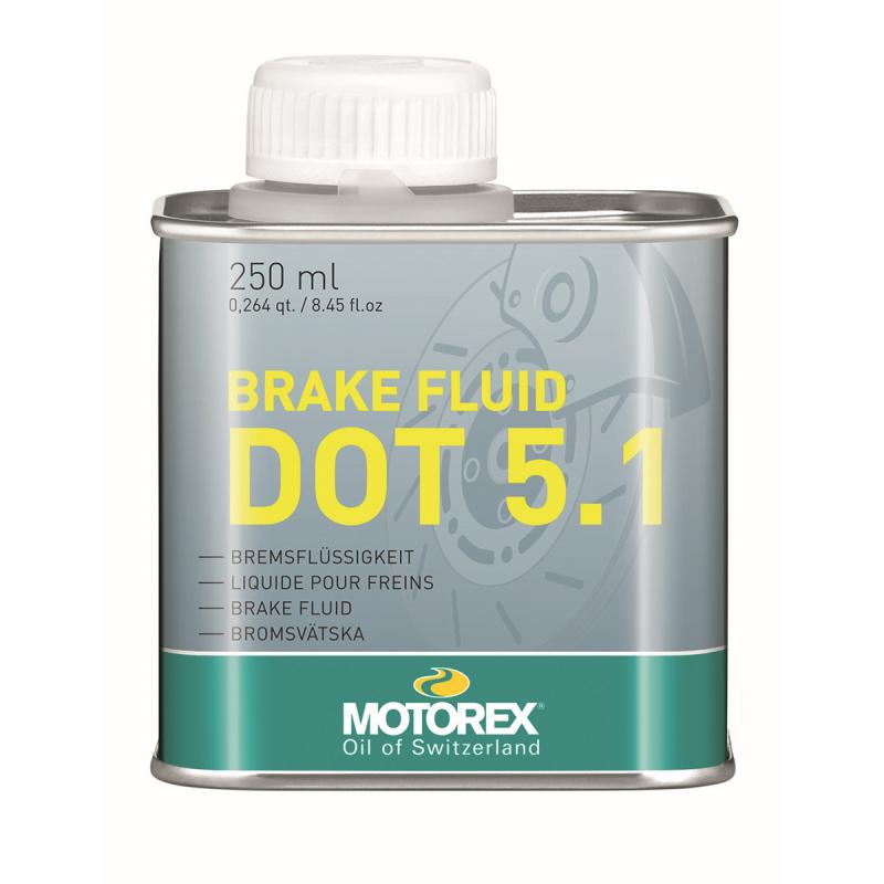 Motorex Liquide de Frein Brake Fluid Dot 5.1