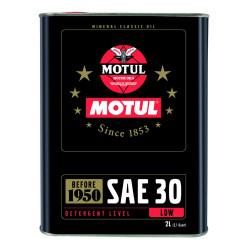 Huile Moteur et Boîte Motul Classic Oil SAE 30