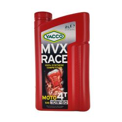 Huile Moteur Yacco MVX Race 10W60