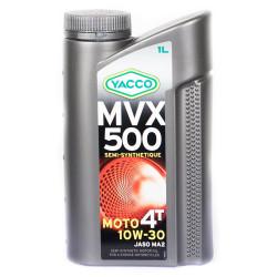 Huile Moteur Yacco MVX 500 4T 10W30
