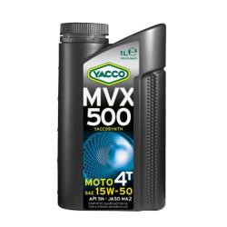 Huile Moteur Yacco MVX 500 15W50