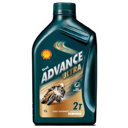 Huile Moteur Shell Advance Ultra 2T