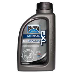 Huile Moteur Bel-Ray EXL Mineral 4T 10W40