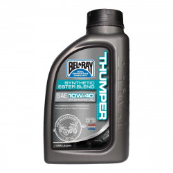 Huile Moteur Bel-Ray Thumper Racing Synthetic Ester Blend 4T 10W40