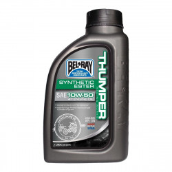 Huile Moteur Bel-Ray Thumper Racing Works Synthetic Ester 4T 10W50