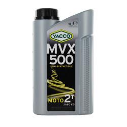 Huile Moteur Yacco MVX 500 2T