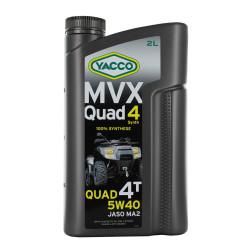 Huile Moteur Yacco MVX Quad 4T 5W40