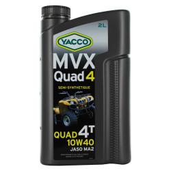 Huile Moteur Yacco MVX Quad 4T 10W40