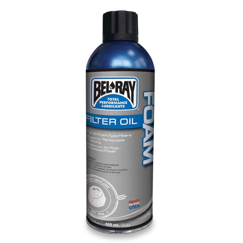 Huile De Filtre À Air Bel-Ray Foam Filter Oil