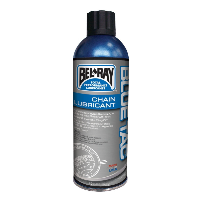Huile De Chaîne Bel-Ray Blue Tac Chain Lube