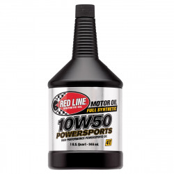 Huile Moteur Red Line Powersports Oil 10W50