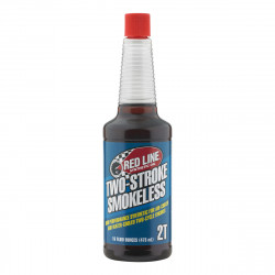 Huile Moteur Red Line Two-Stroke Smokeless Oil