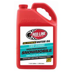 Huile Moteur Red Line Two-Stroke Snowmobile Oil