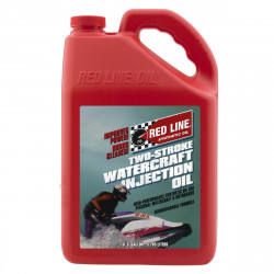Huile Moteur Red Line Two-Stroke Watercraft Injection Oil