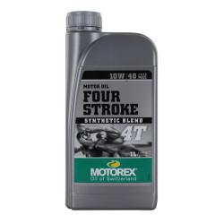 Huile Moteur Motorex 4-Stroke 10W40