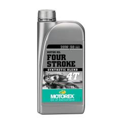 Huile Moteur Motorex 4-Stroke 20W50