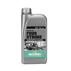 Huile Moteur Motorex 4-Stroke 5W40