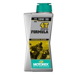 Huile Moteur Motorex Formula 4T 20W50 HD