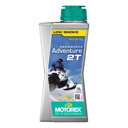 Huile Moteur Motorex Snowmobile Adventure 2T