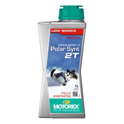 Huile Moteur Motorex Snowmobile Polar Synt 2T