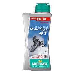 Huile Moteur Motorex Snowmobile Polar Synt 4T 0W40