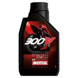 Motul 300V Factory Line Road Racing 4T 5W30