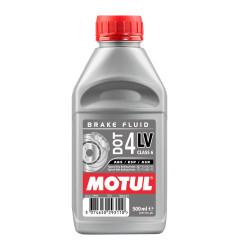 "Liquide de frein Motul DOT 4 LV ""Low Viscosity"""