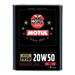 Huile Moteur Motul Classic Oil 20W50