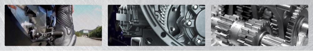 Huile Boîte de Vitesse pour Moto, Quad et Kart